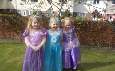 Shakespeare Day in Nursery