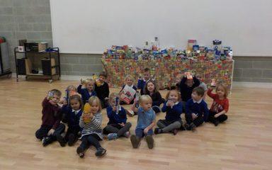 Nursery Harvest donations