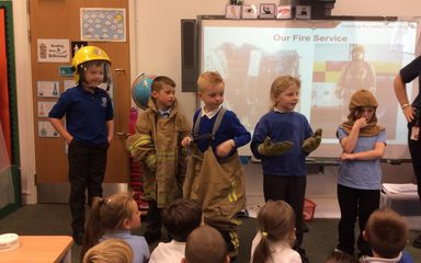 Fire Safety Talk