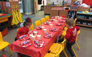 Toddlers Christmas Party