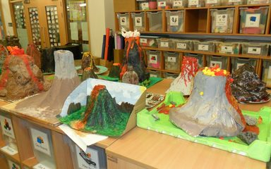 Year 3 Volcanoes
