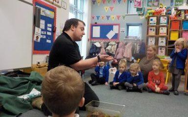 Zoolab visit Nursery
