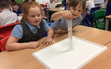 Year 3 are Volcanologists!