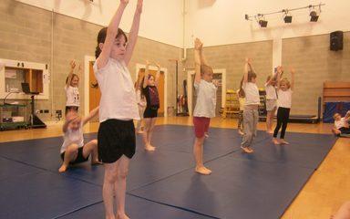 Year 2 Gymnastics