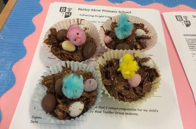 Happy Easter from all at Toddlers
