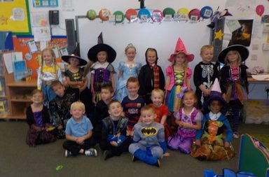 A magical week in Reception.