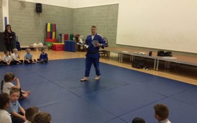 Judo with Year 1