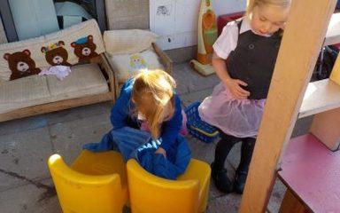 Settling Into Nursery
