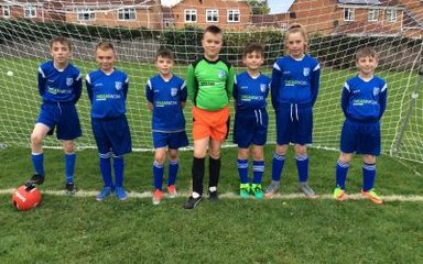 Year 6 Football Team
