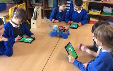 Year 2 Love Coding
