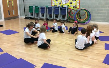Year 3 and 4 Yogabugs