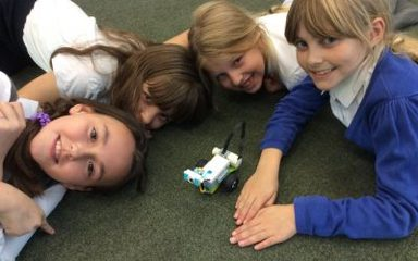 Lego Science Workshop
