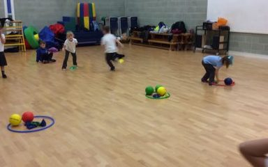 Year 1 and 2 Get Active