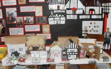 Year 5 Homework Tudor Tasks