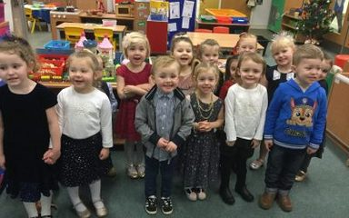 Nursery Christmas Party!