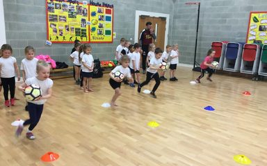 Fun, Fun, Fun with the Multi Skills Coach!