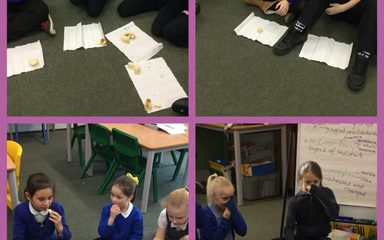 Year 3 French Food Tasting