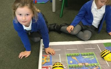 Controlling Beebot