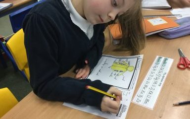 Little Inventors in Year 4