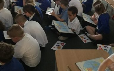 Geography in Year 2