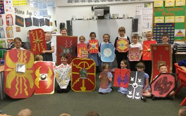 Our Amazing Shields