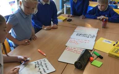 Year 5 English Reading and Writing