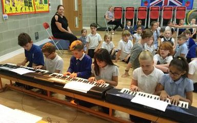 Year 4's Musical Showcase
