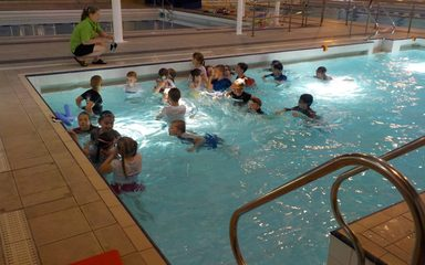 Water Safety Training!