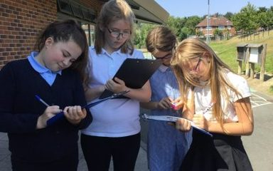 Maths Puzzles, Orienteering and Team Building