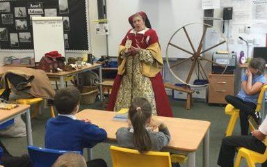 It's Tudor Time!