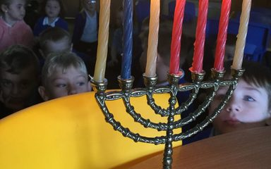 Hanukkah! The Festival of Lights!