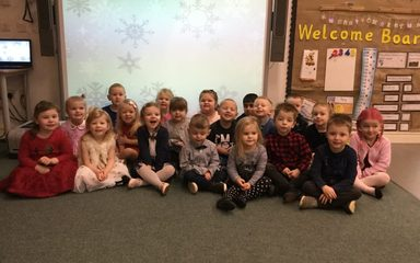 Nursery Christmas Party