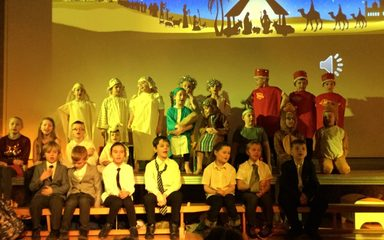 Key Stage 2 'Aspects of Christmas' Performance