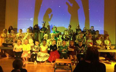 Year 1 and 2 Christmas Performance – Donkey Nativity