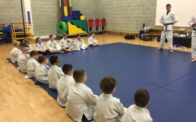 Judo Taster Session