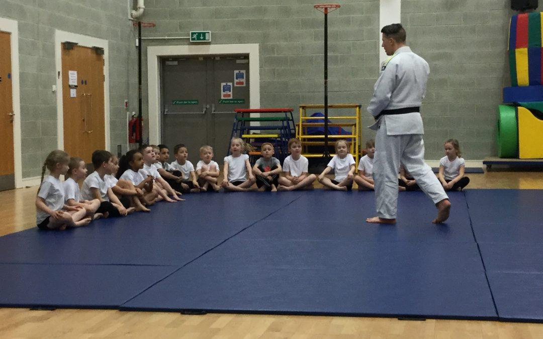 Year 2 Judo