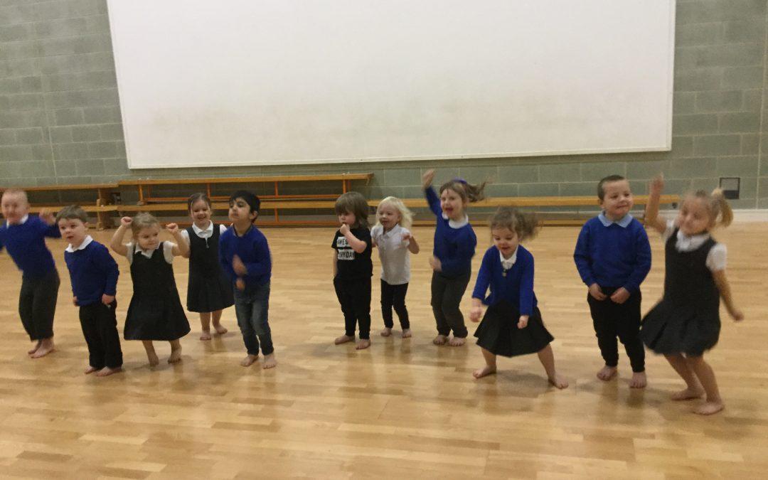 Nursery's Little Movers!