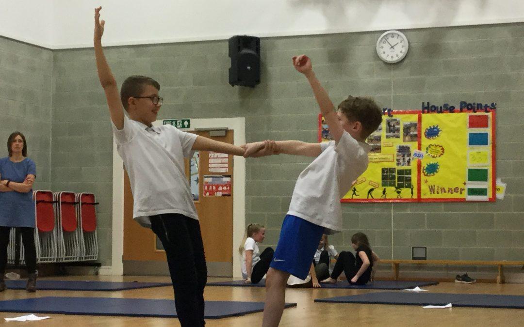 Gymnastics  Masterclass