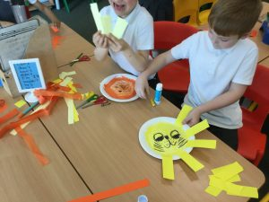 Shabbat and the Lion in the Desert! | Barley Mow Primary School