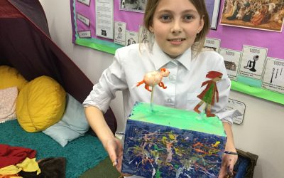 Toy Designers and Creators in Year 6!
