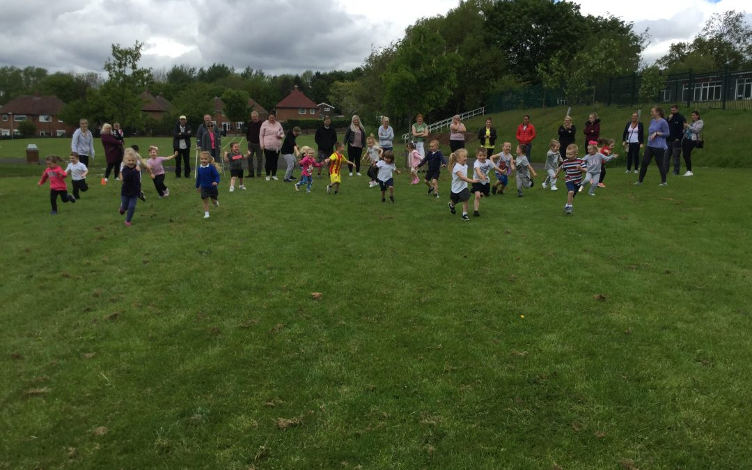 Nursery's Sporty Stay & Play