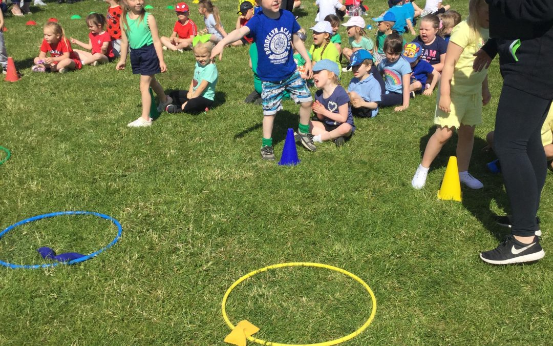 Key stage 1 Sports Day