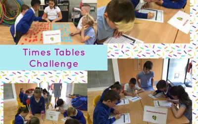 Times Table Challenge 2019