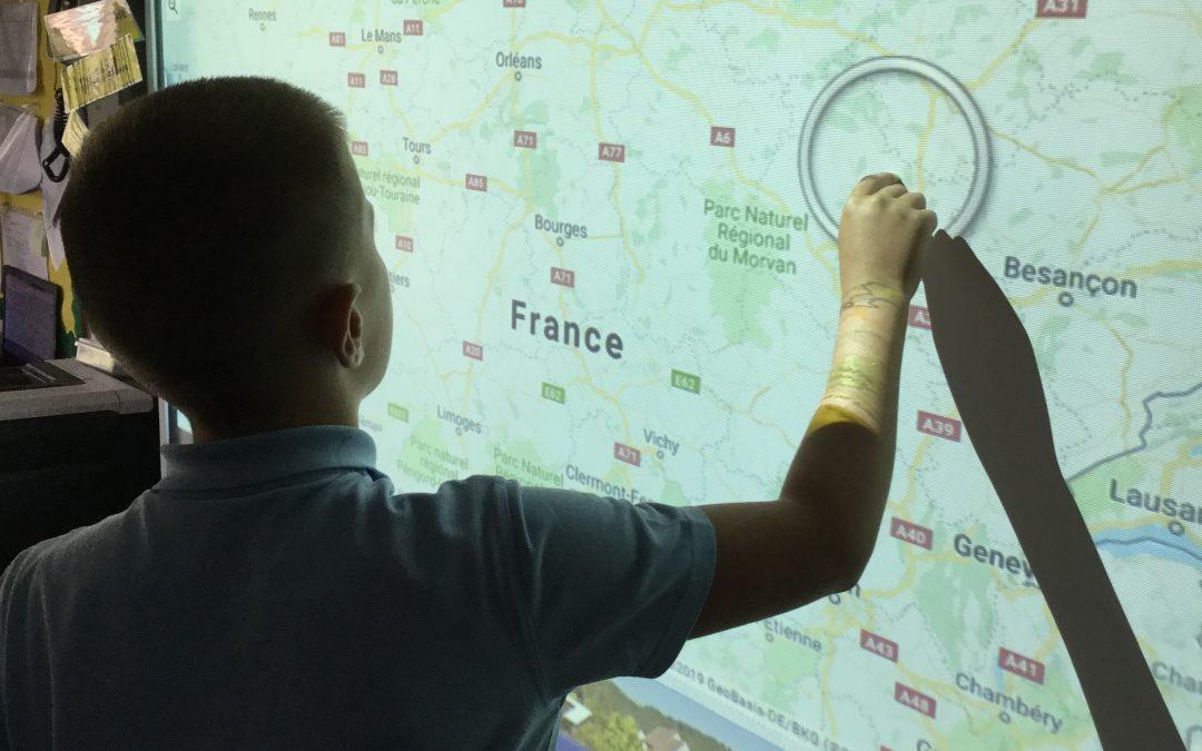 Investigating France!