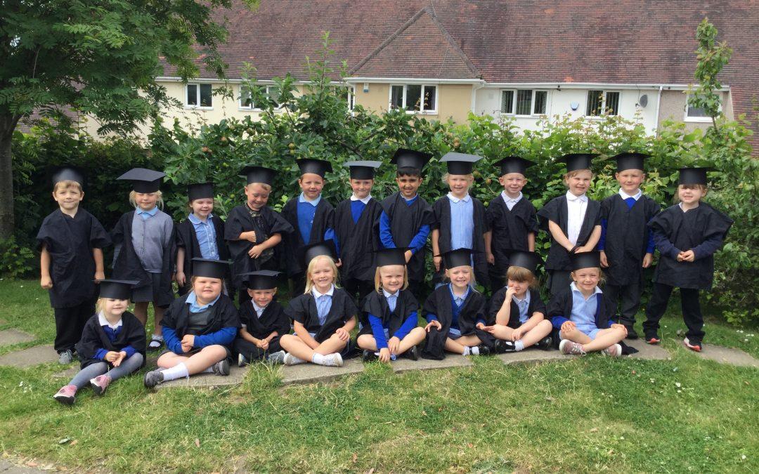 Nursery Class of 2019!