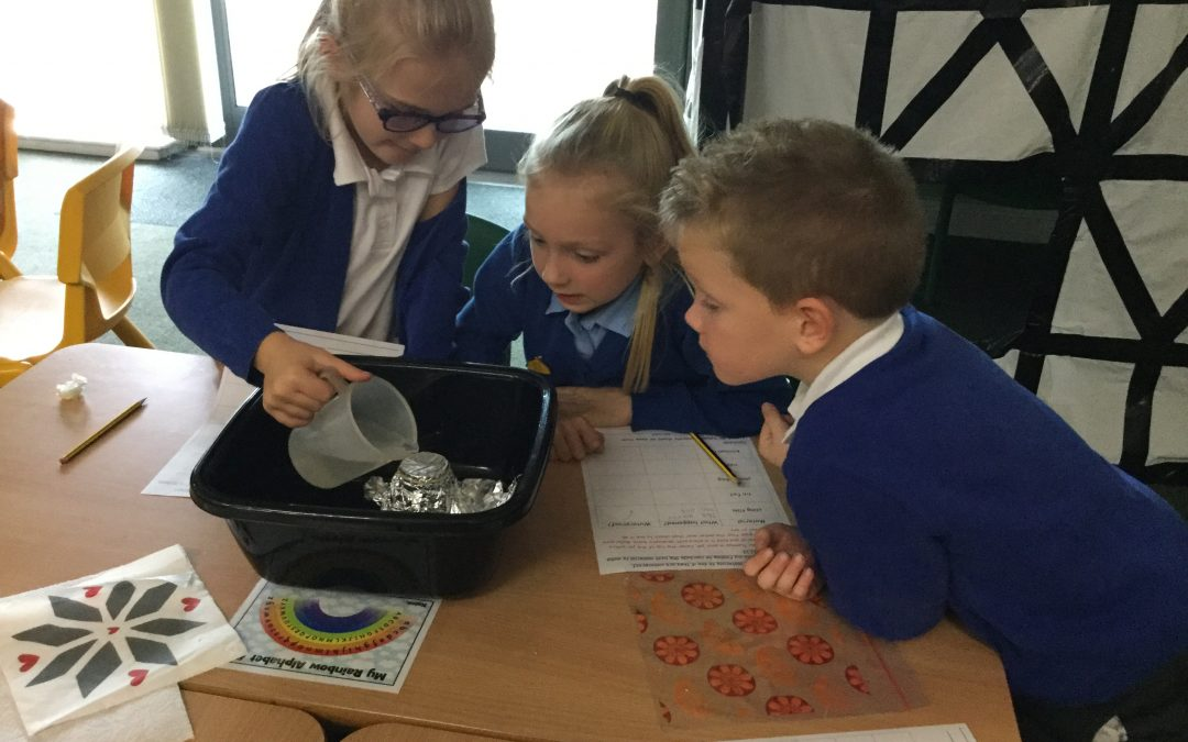 Year 2 Science Experiment